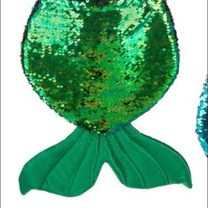 Other - Mermaid bag sequins green child, teen, adult